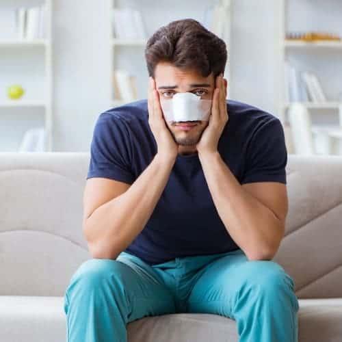 fracture nez chirurgie du visage paris chirurgien maxillo facial paris dr charles mathieu bandini paris 17